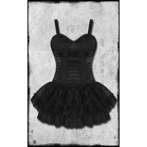 Tripp NYC Corset Tutu Dress